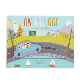 On The Go Moving Tracks Book