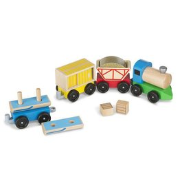 Melissa & Doug Cargo Train