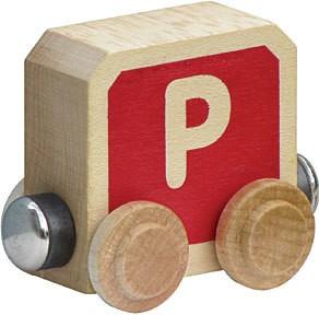 """TimberToots """"P"""""""