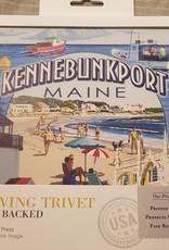 Lantern Press Kennebunkport Trivet