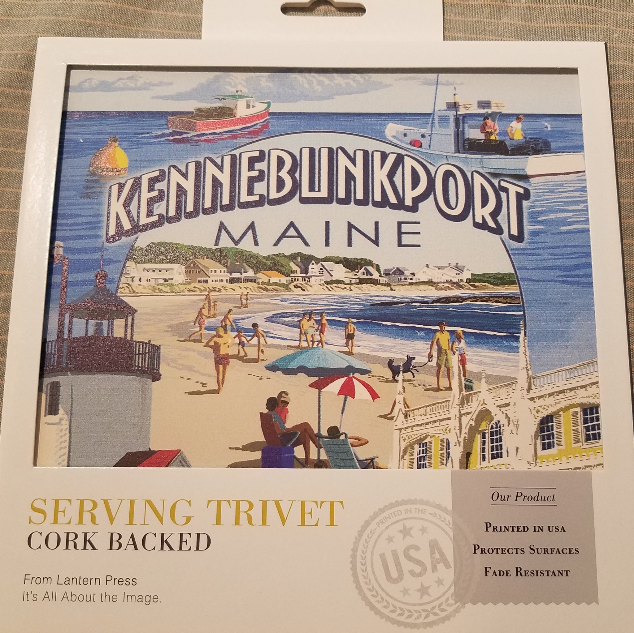 Kennebunkport Trivet