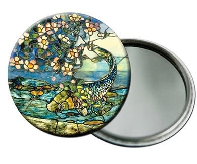 Tiffany Hand Mirror Black-Eyed Susan