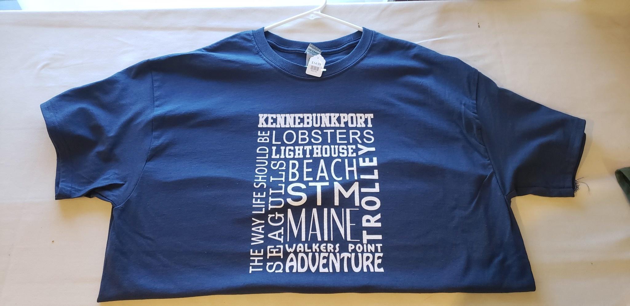 Kennebunk STM T-Shirt