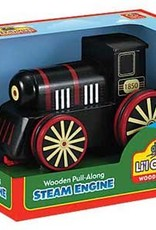 Li'l Chugs Wooden Pull-Along Steam Engine