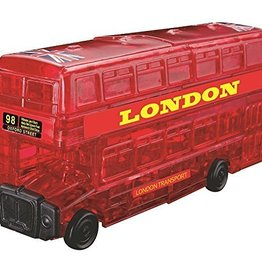Original 3D- London Bus Crystal Puzzle
