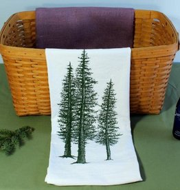 Tea Towel - Spruce Tree