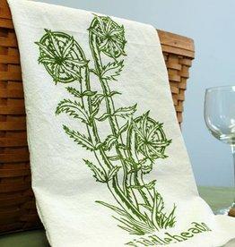 Tea Towel - Fiddleheads