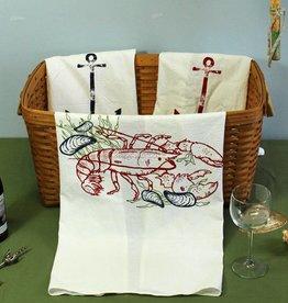 Tea Towel - Lobster
