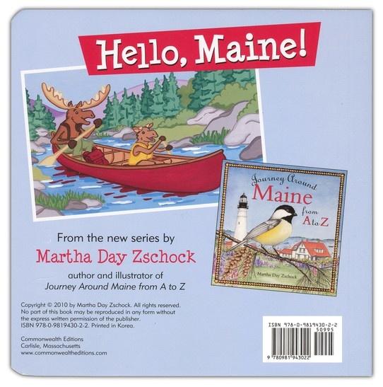 Applewood Books Hello, Maine!