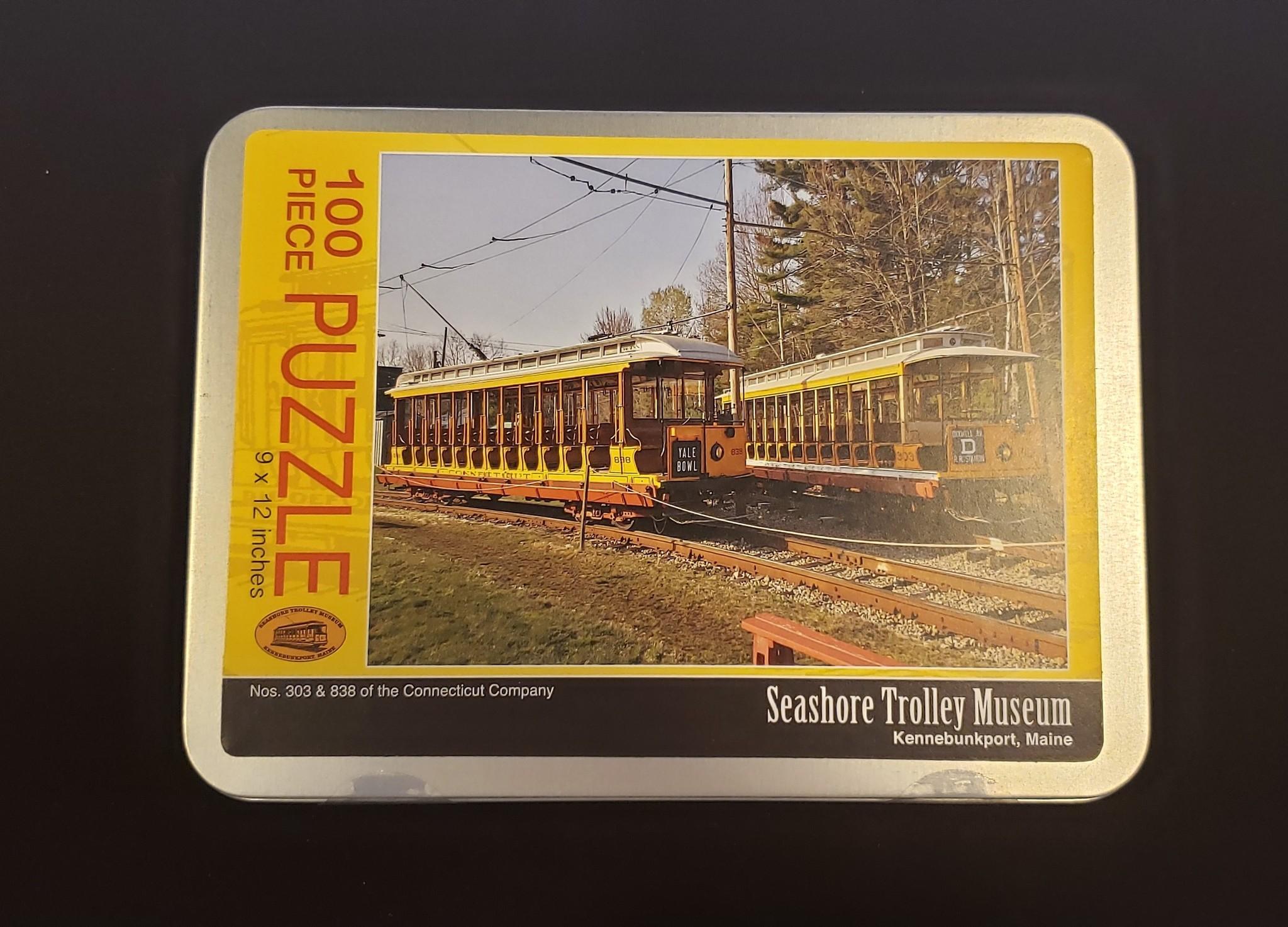 Custom 100pc Puzzle car 838/303