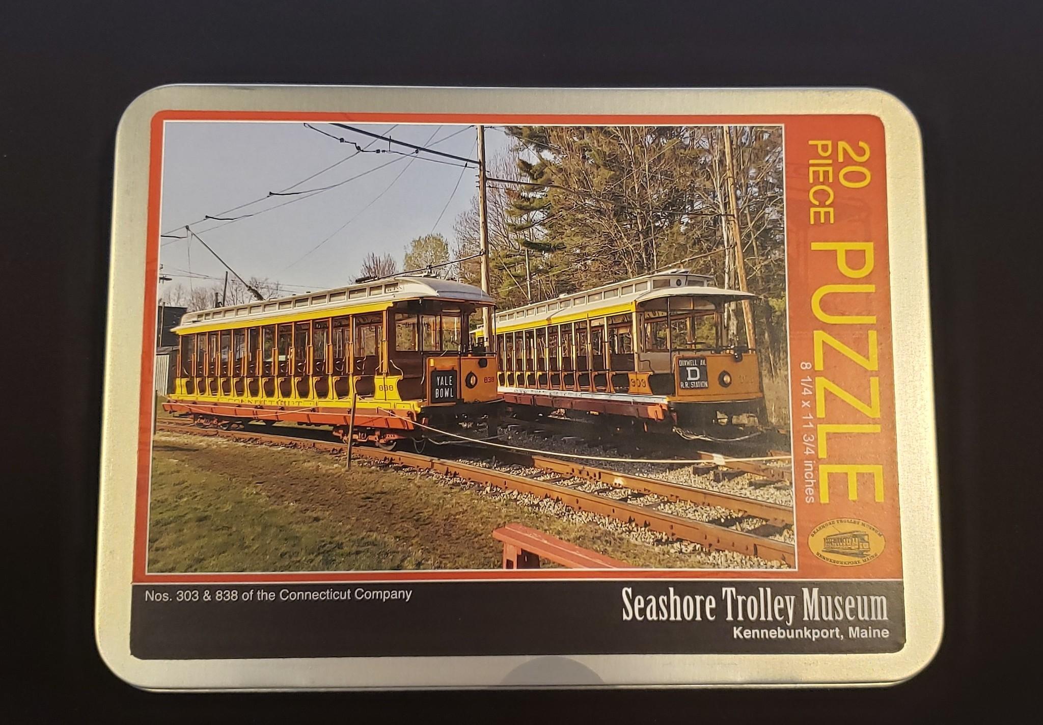 Custom 20pc Kids Puzzle car 838/303