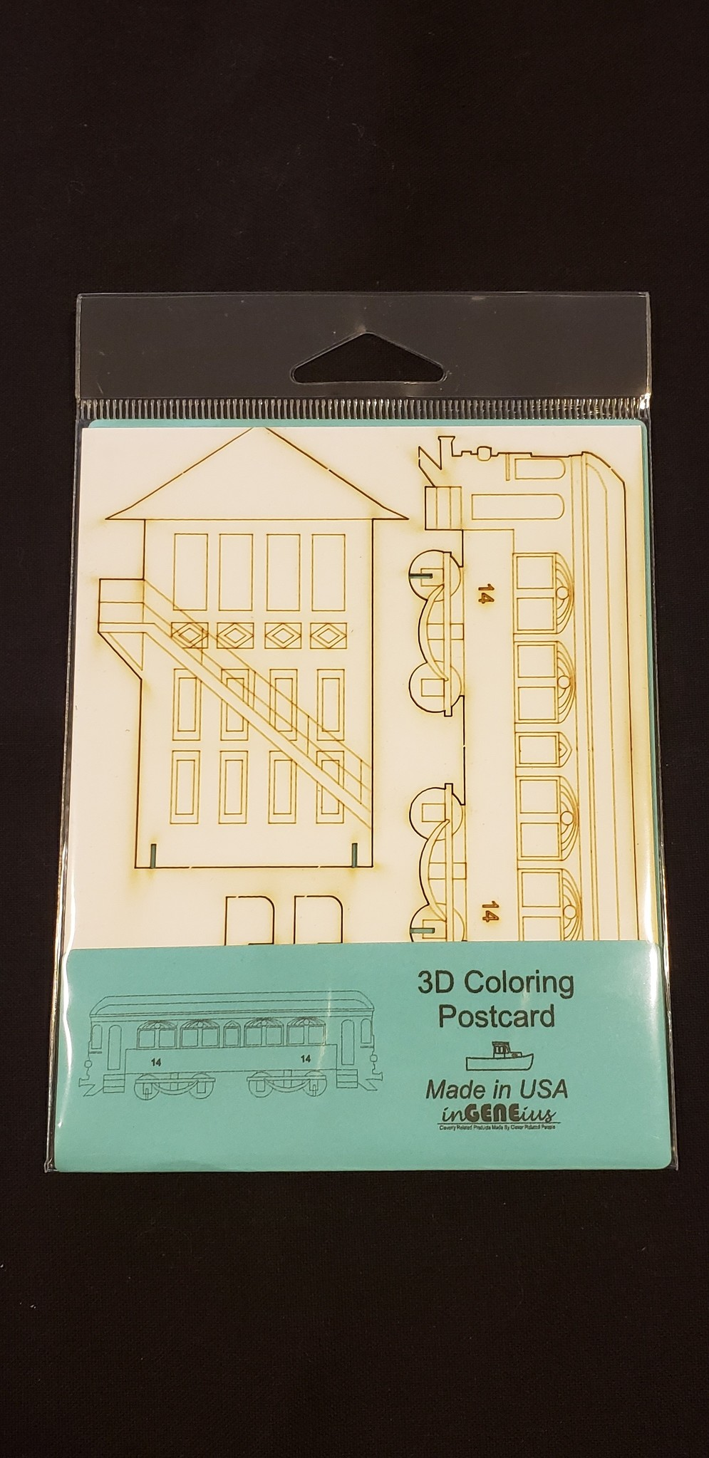 Pop-Up Postcards STM Custom