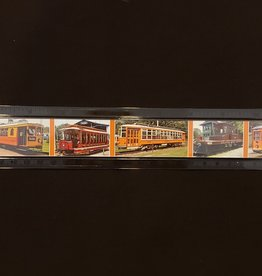 Museum Store Products Custom STM Trolley Ruler