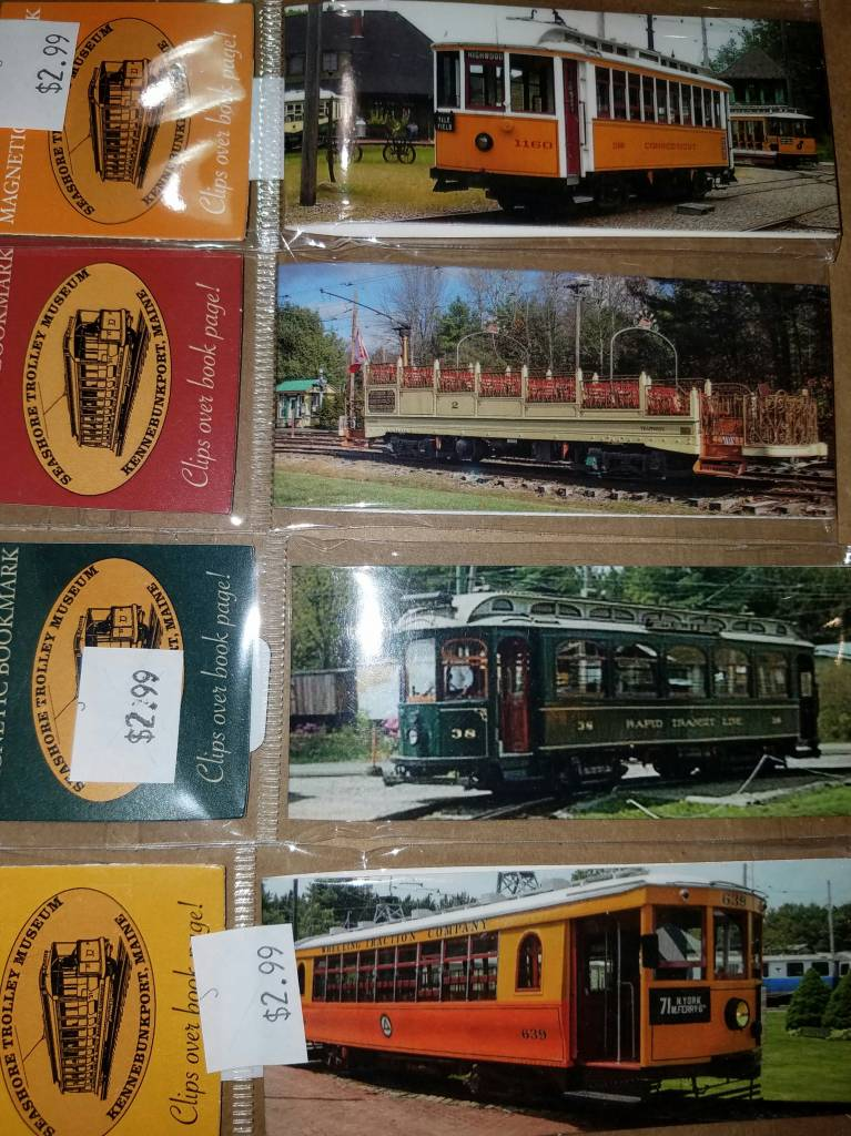 Museum Store Products Custom Magnetic Bookmark MSP