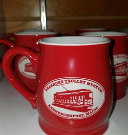 Tankard Mug Solid Red