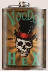 Trixie & Milo Voodoo Hex Flask
