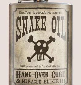 Snake Oil Flask