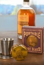 Skull & Bones Shot Glass