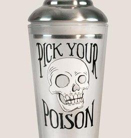 Trixie & Milo Cocktail Shaker - Pick Your Poison