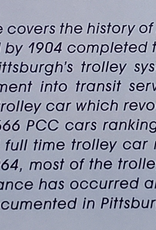 Pittsburgh's Trolley Heritage