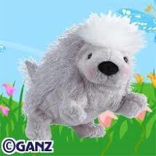 Ganz Webkins Porcupine - Marshmellow