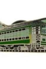 Green Trolley Pin