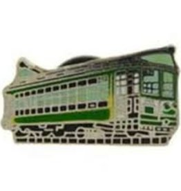 Green Trolley Pin