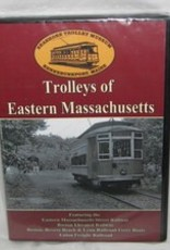 Trolleys of Eastern Mass DVD