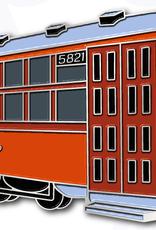 STM Custom Pin Car 5821