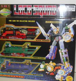 Transformers - Loco Squad