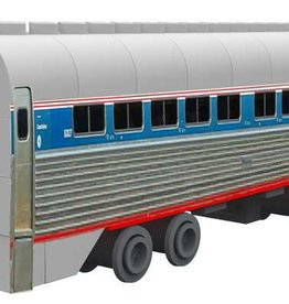 Amtrak 136 Piece Construction Toy (Best-Lock)