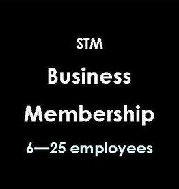 Businesss Membership  6-25 Employees