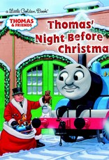 Thomas' Night Before Christmas