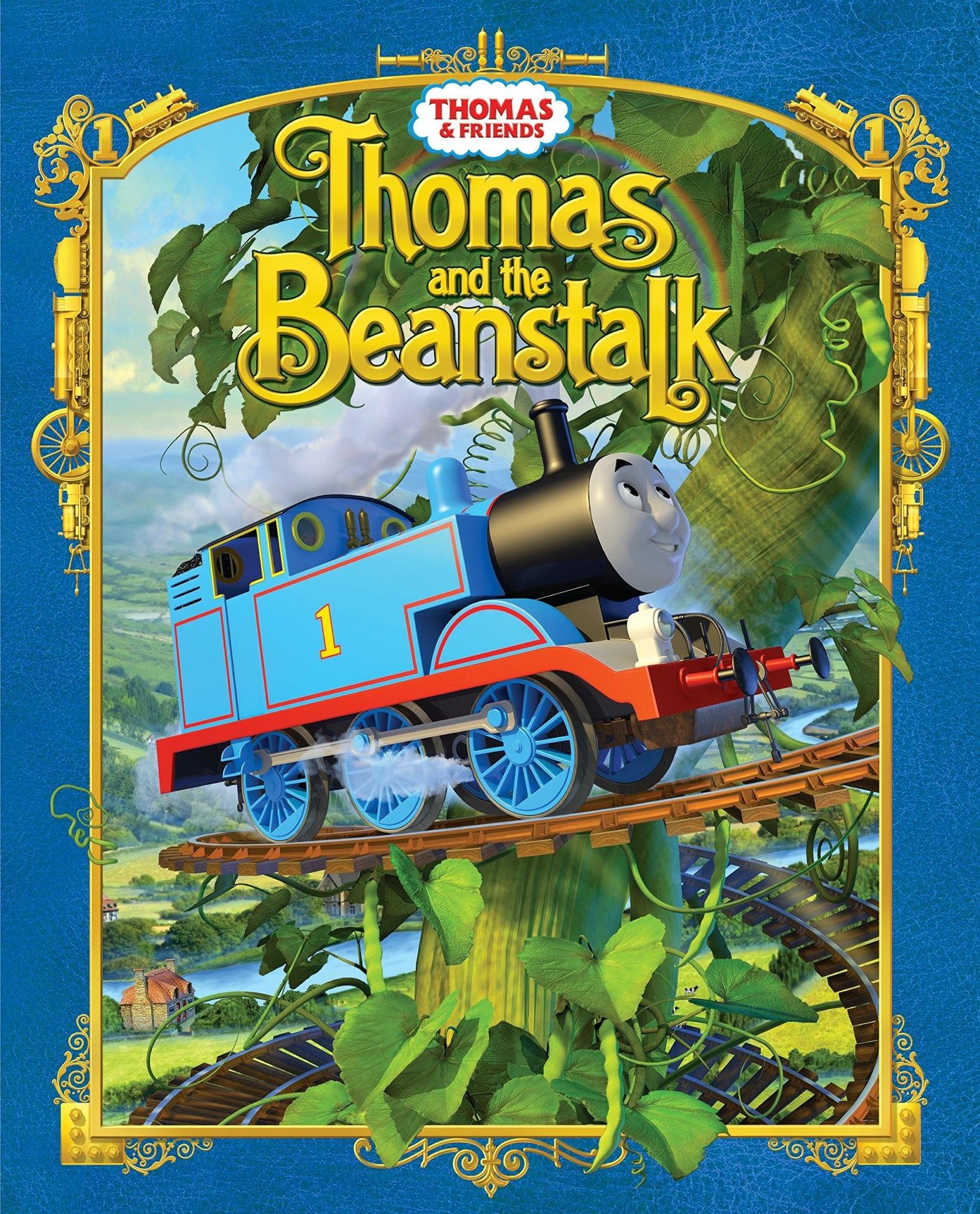 Golden Books Thomas and the Beanstalk