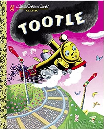 Tootle - Little Golden Book
