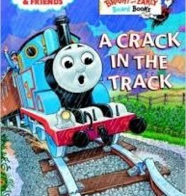 Penguin Random House Publishing A Crack in the Track Thomas & Friends