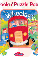 The Wheels on the Bus Book n' Puzzle Pack