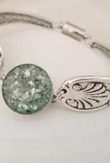 "Interchangeable Seashell Bracelet ""Snap"" Only"