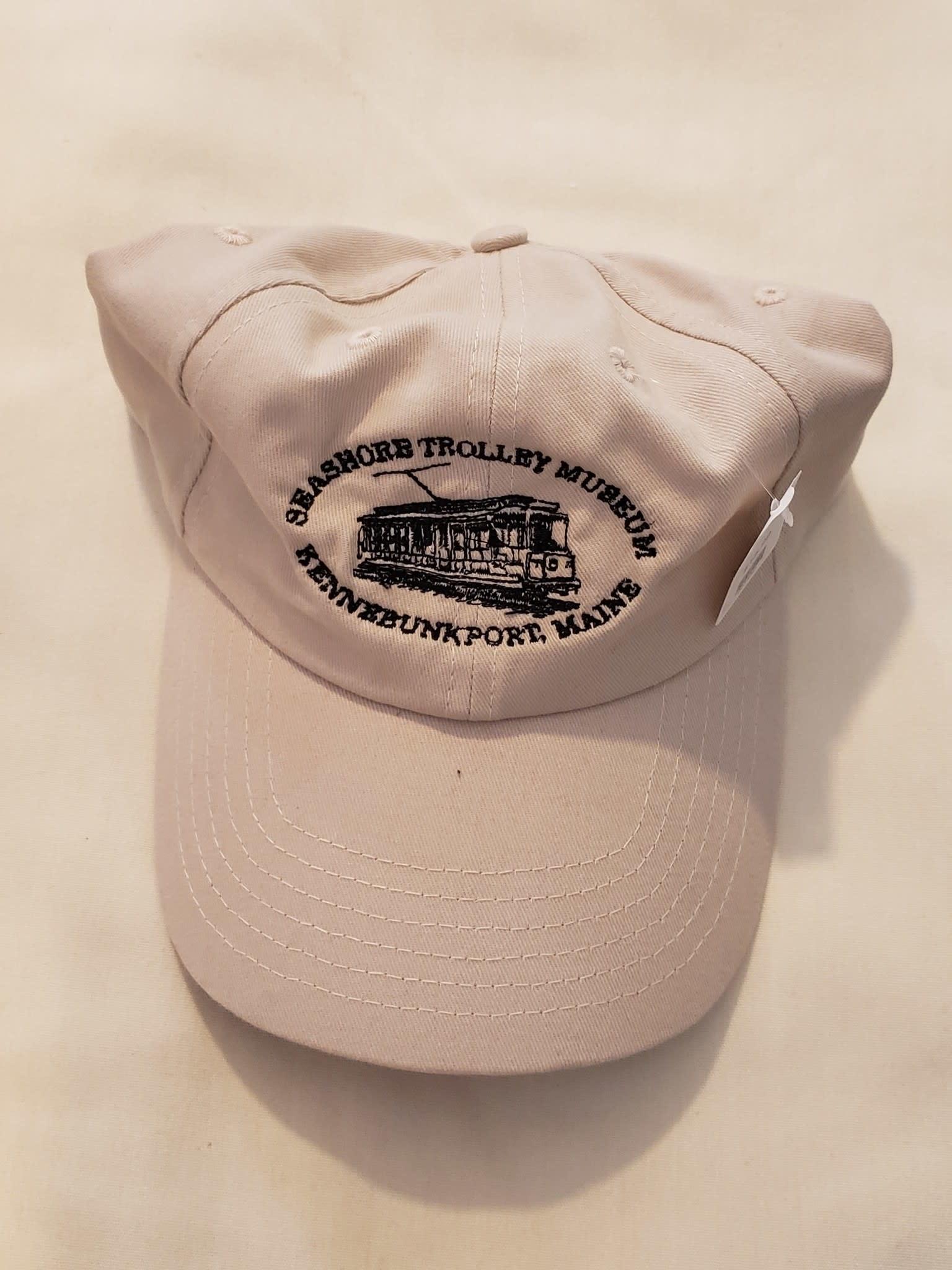 3 STM Logo Baseball Hat