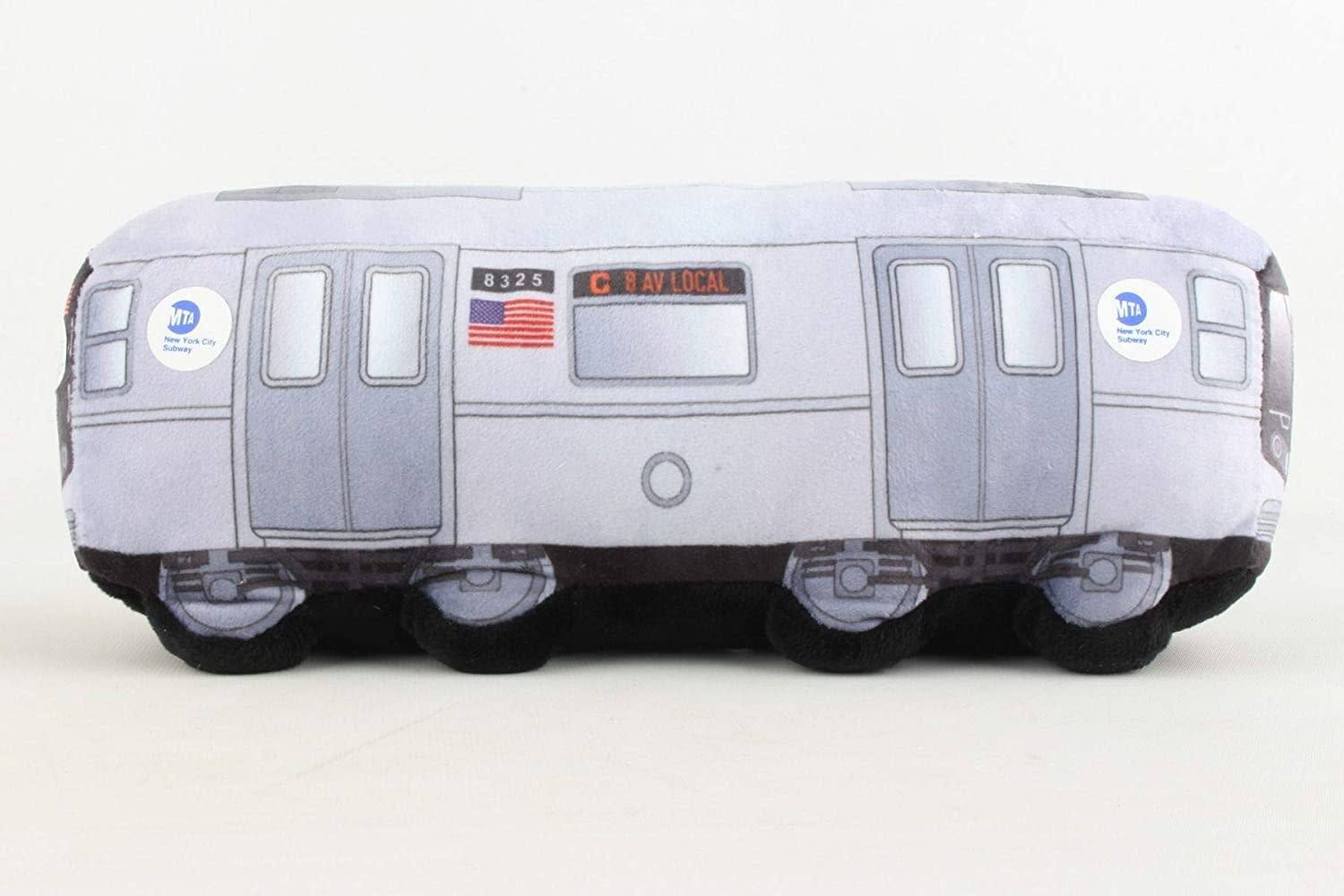 MTA Plush Subway Train