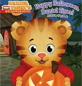 Simon Spotlight HAPPY HALLOWEEN, DANIEL TIGER!