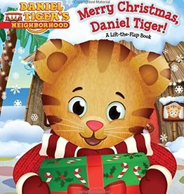 Simon Spotlight MERRY CHRISTMAS, DANIEL TIGER!