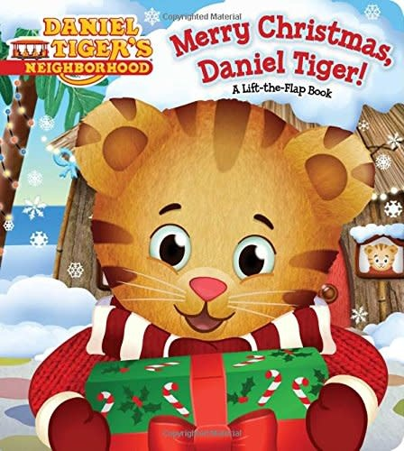 Simon Spotlight MERRY CHRISTMAS, DANIEL TIGER!