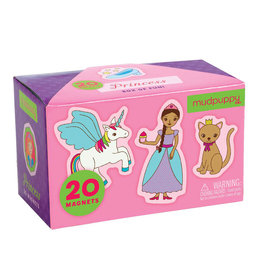 Mudpuppy Princess Box of Magnets