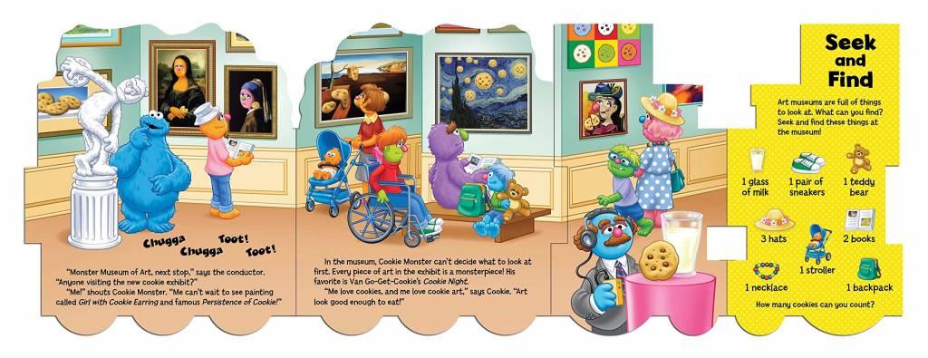 Sesame Street All Aboard