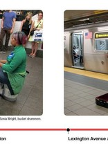Subway Beats: Celebrating New York City Buskers