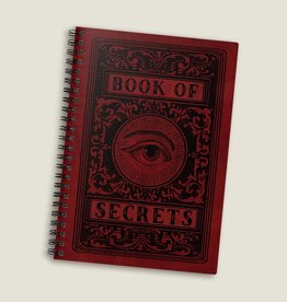 Trixie & Milo Book of Secrets Spiral Notebook