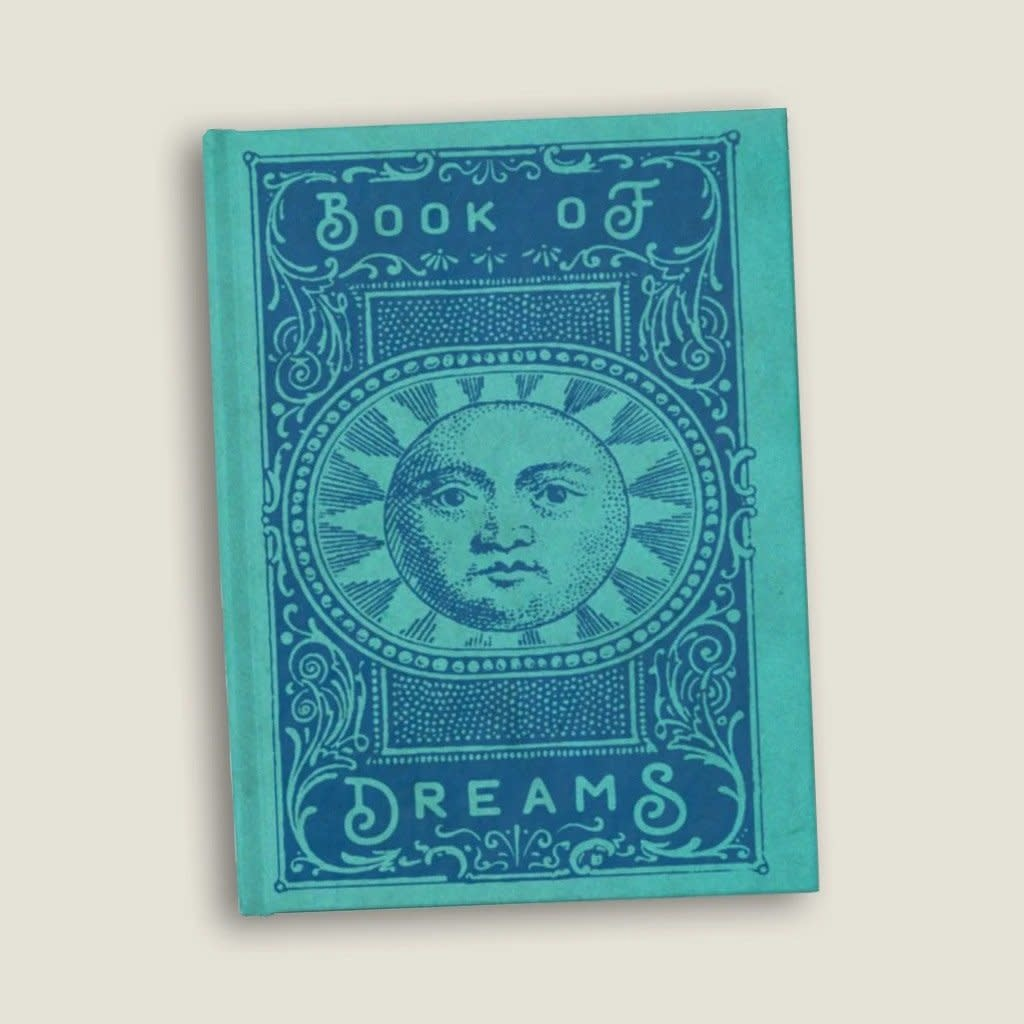 Trixie & Milo Book of Dreams Spiral Notebook