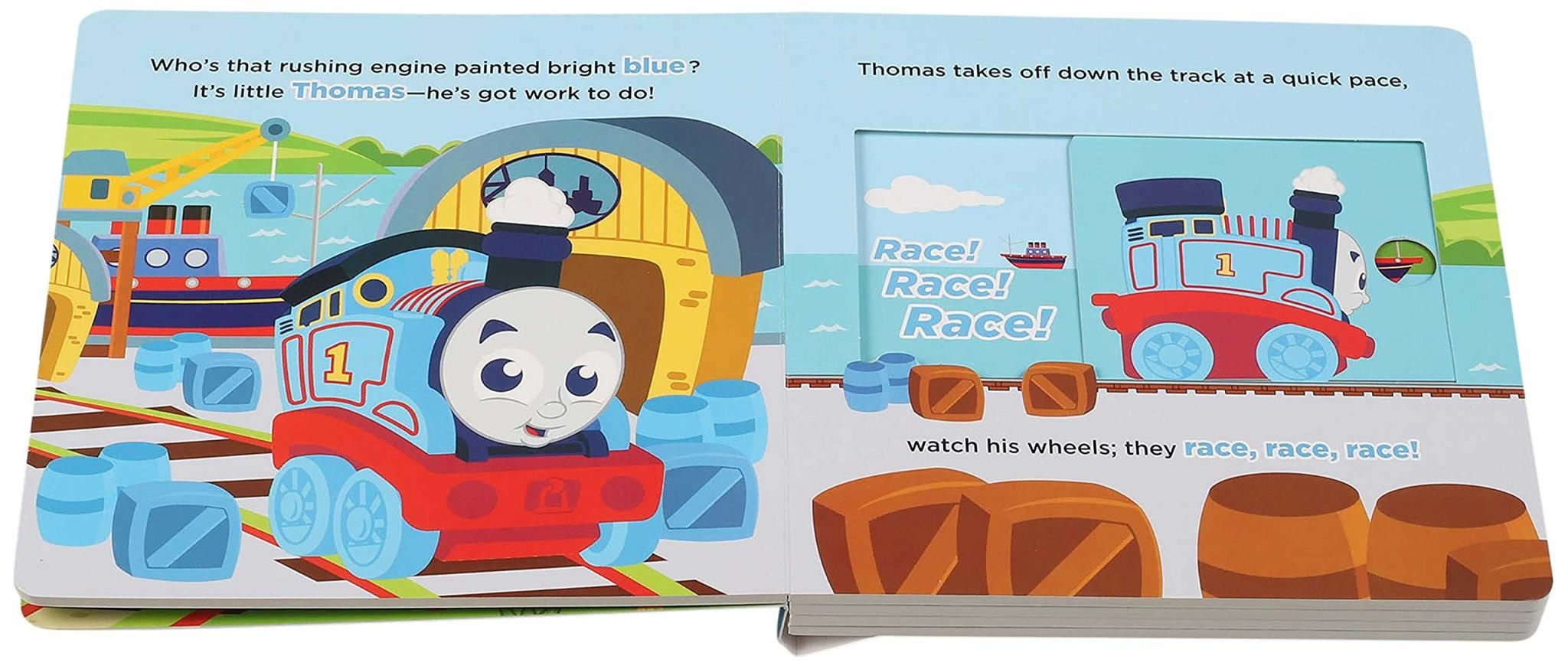 My First Thomas: Let's Go, Thomas!