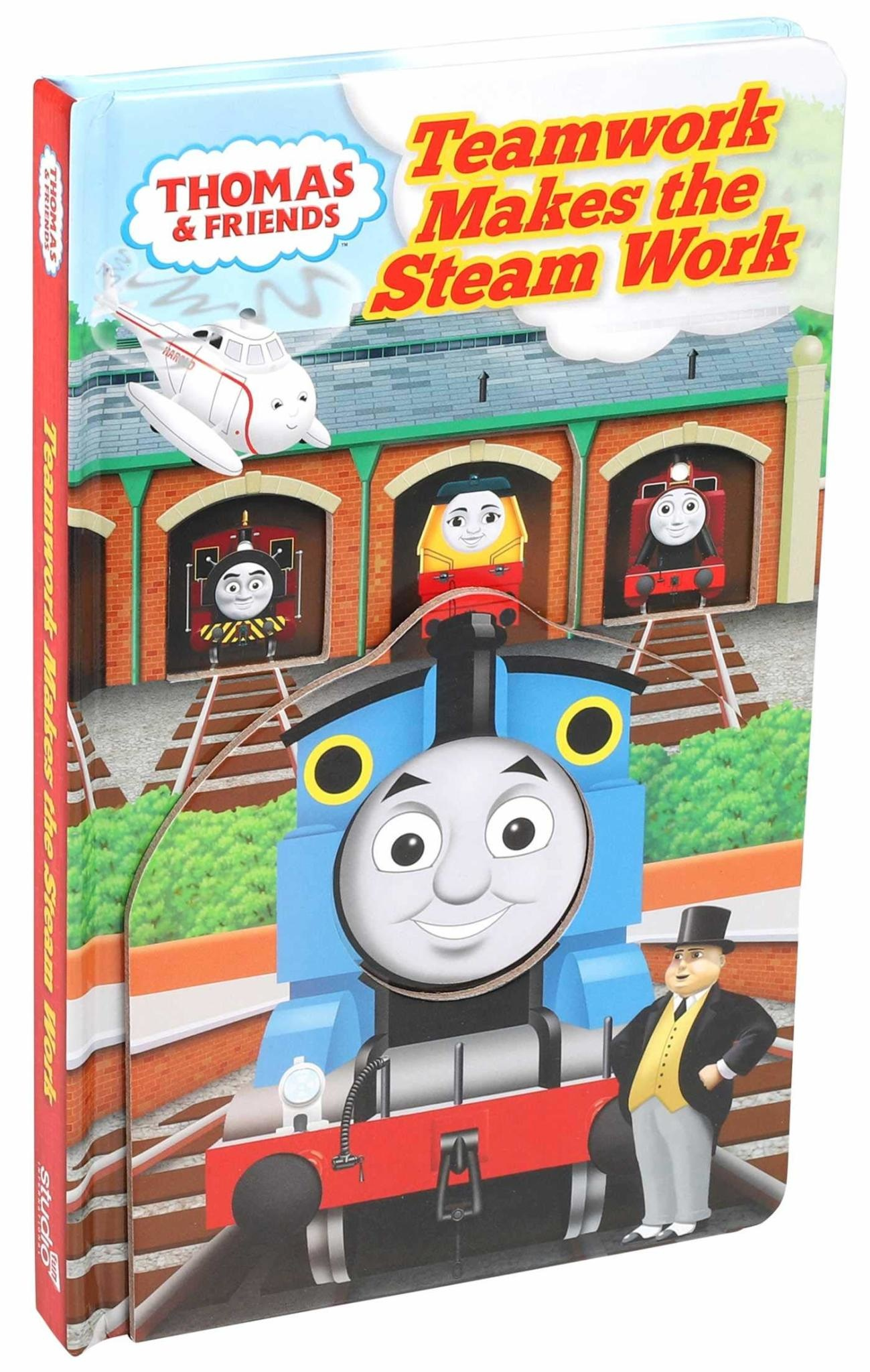 Thomas & Friends: Teamwork Makes the Steam Work